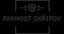 Farnost sv. Jana Křtitele Skřipov Logo